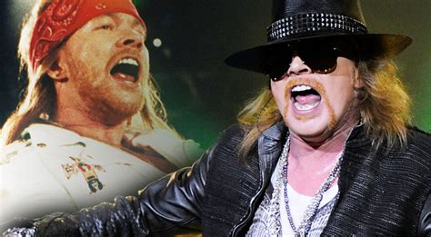 Axl Rose Vocal Change – What On EARTH Is Going On