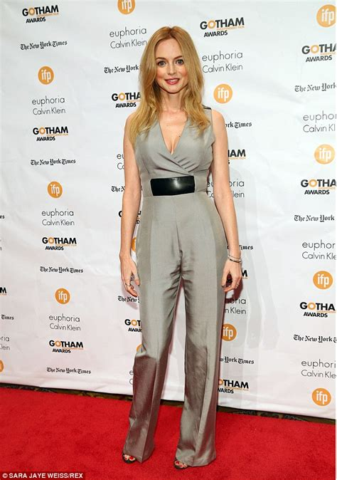 Heather Graham jokes about her role in incest TV movie