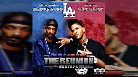 Snoop Dogg & The Game - The Reunion (Full Mixtape) 2017