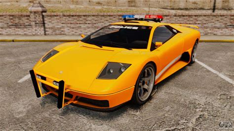 Infernus Police for GTA 4