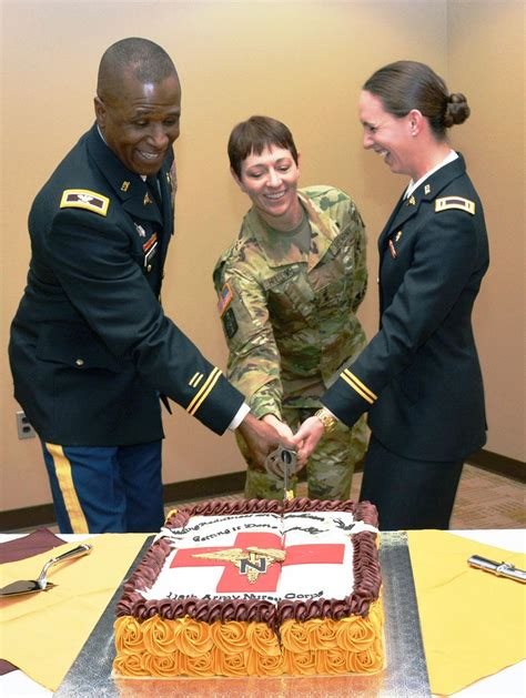 Army Nurse Corps chief talks readiness at 116th