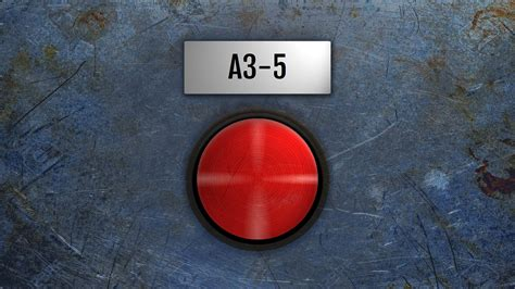 Recreate Chernobyl AZ-5 Button with CSS/HTML | Red Stapler