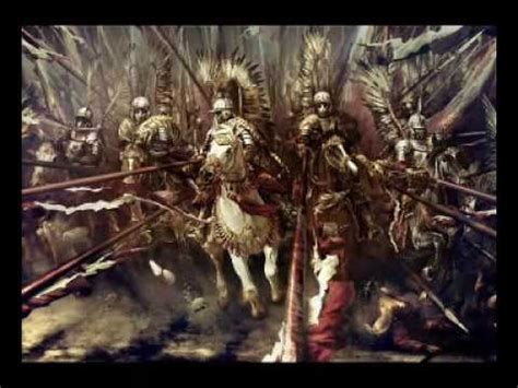 The most beatiful and best cavalry of The World - Husaria