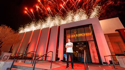 Hell's Kitchen restaurant opens at Caesars Palace: Travel