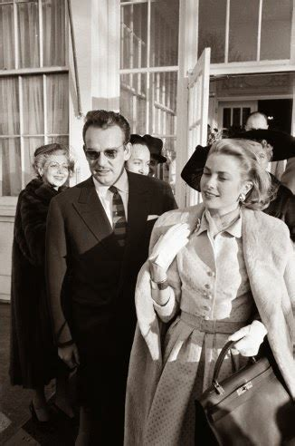 Rare Photos of Grace Kelly and Her Fairytale Relationship