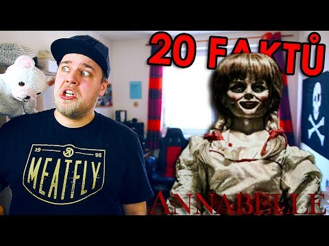 The Story behind the Scary Annabelle Doll in the Movies