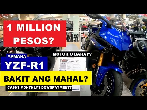 Yamaha YZF-R1 Specifications, Price, Features - India