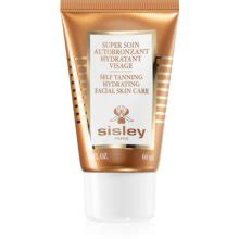 Sisley Super Soin Self Tanning Hydrating Facial Skin Care