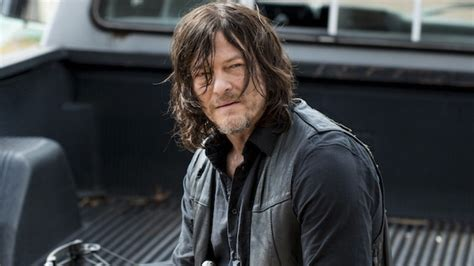 Norman Reedus Addresses Daryl's Future on 'The Walking
