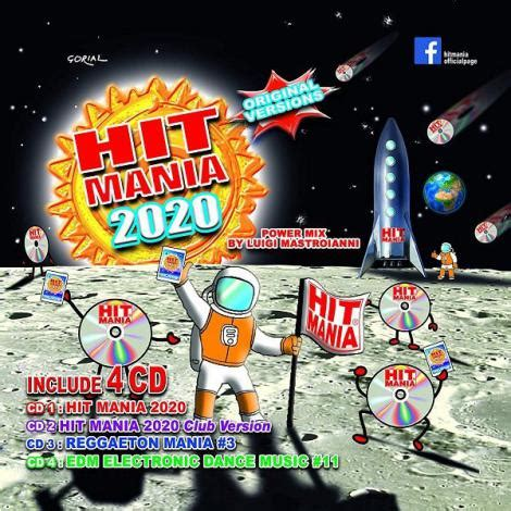 Download Hit Mania 2020 4CD (2020) from InMusicCd