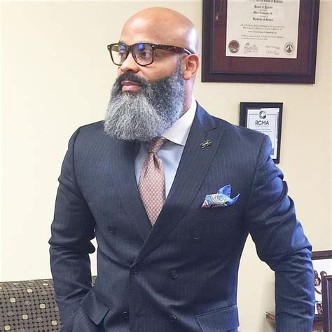 17 Black Men Rocking the Bald Hairstyle - Legendary Hairstyles