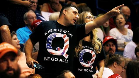 QAnoners Say Their QAnon Merch Is Being Banned By Secret