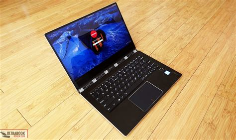 Lenovo Yoga 910-13IKB review - one of the best 2-in-1