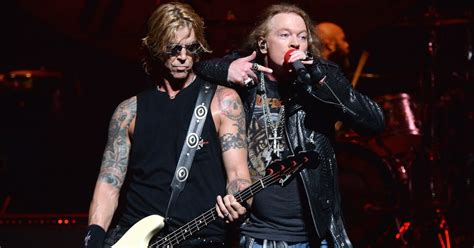 Watch Guns N' Roses Celebrate 'Appetite' at Intimate NYC