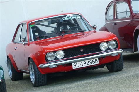 17 Best images about Fiat 124 Sport Coupe on Pinterest