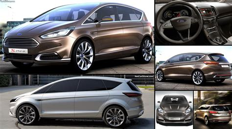 Ford S-MAX Concept (2013) - pictures, information & specs