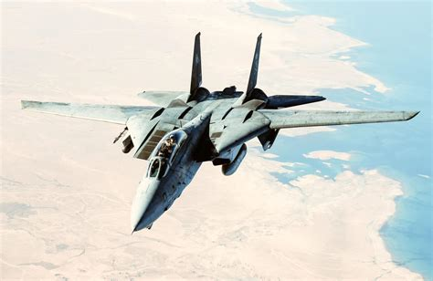 Iran's best fighter jet used to be America's Top Gun