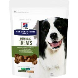 Specifikace Hills PD Canine Metabolic Treats 220g - Heureka