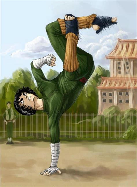 Rock Lee | Prasátko