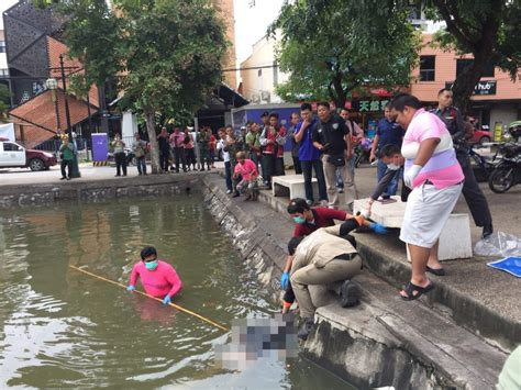 Chiang Mai CityNews - Dead Body Found in Moat This Morning
