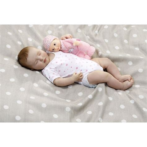 Zapf Creation Baby Annabell for babies s tlukotem srdce 30