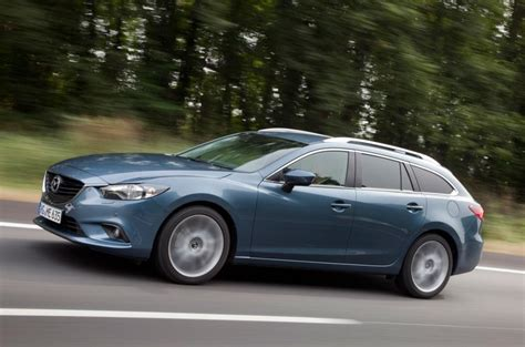2013 Mazda 6 Estate review | Autocar