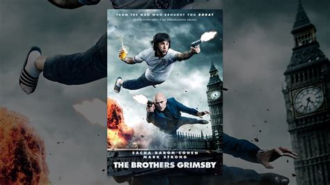 The Brothers Grimsby - YouTube