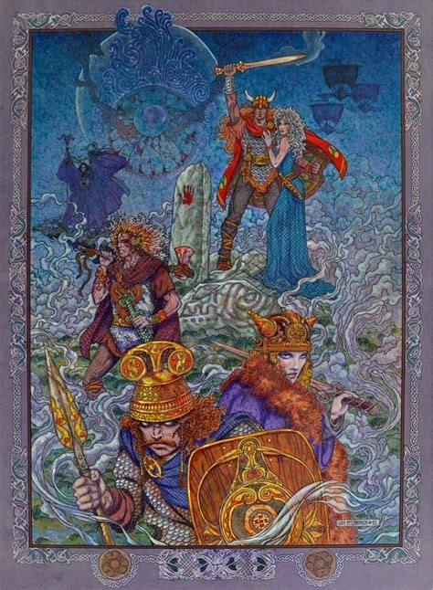 TWILIGHT OF THE GODS | Jim FitzPatrick