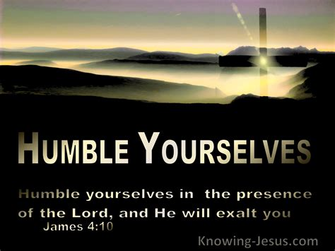 What Does James 4:10 Mean?