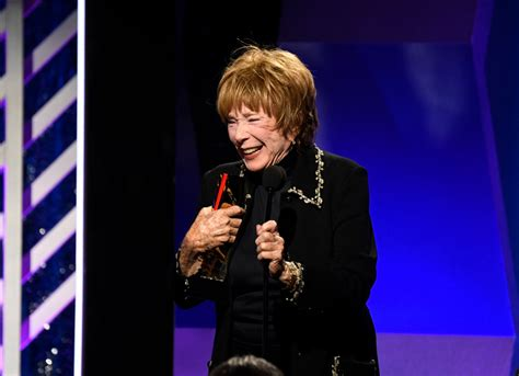 Shirley MacLaine Is Living Life on Her Own Terms at Age 84