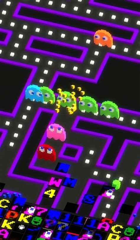 Zany Pac-Man 256 Lets You Toast the Ghosts With Lasers | WIRED