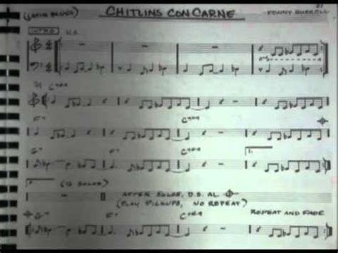 Chris Ussery Jazz Quartet - Chitlins Con Carne - YouTube