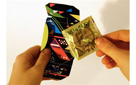 Condoms Packaged In The Style of Retro Video Games